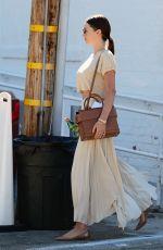 MIRANDA KERR Leaves a Doctor Office in Los Angeles 06/