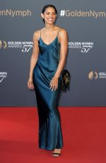 MIRANDA RAE MAYO at 57th Monte Carlo Television Festival Closing Ceremony 06/20/2017