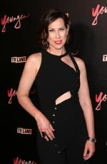 MIRIAM SHOR at Younger Season 4 Premiere in New York 06/27/2017