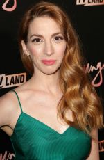 MOLLY BERNARD at Younger Season 4 Premiere in New York 06/27/2017