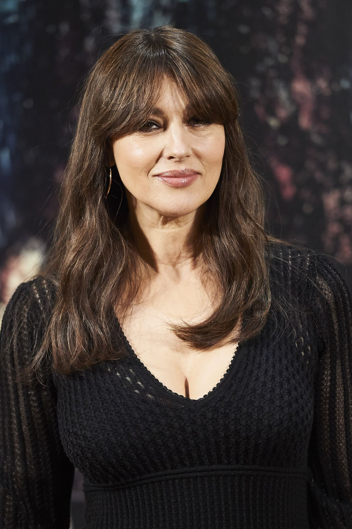 MONICA BELLUCCI at On the Milky Road Photocall in Madrid ... Monica Bellucci