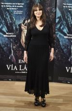 MONICA BELLUCCI at On the Milky Road Photocall in Madrid 06/29/2017