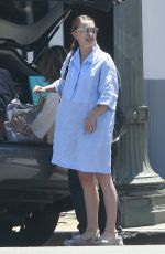 NATALIE PORTMAN Out in Los Angeles 06/09/2017