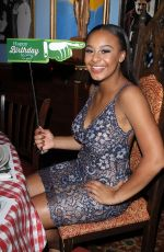 NIA SIOUX Celebrates Her Sweet 16 in Los Angeles 06/20/2017