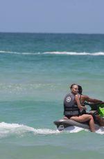 BIANCA ELOUISE Jet Skiing in Miami 06/26/2017