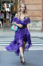 NICKY HILTON Leaves Animal Haven 50th Anniversary in New York 06/14/2017