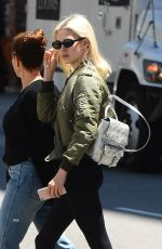 NICOLA PELTZ Leaves Epione in Beverly Hills 06/09/2017
