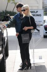 NICOLA PELTZ Out Shopping in Beverly Hills 06/07/2017