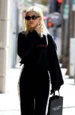 NICOLA PELTZ Out Shopping in Beverly Hills 06/14/2017