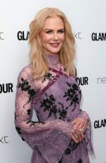 NICOLE KIDMAN at Glamour Women of the Year Awards in London 06/06/2017
