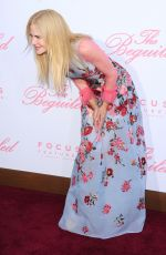 NICOLE KIDMAN at The Beguiled Premiere in Los Angeles 06/12/2017