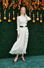 NICOLE KIDMAN at Veuve Cliquot Polo Classic in Jersey City 06/03/2017