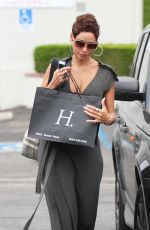 NICOLE MURPHY Out and About in Los Angeles 06/08/2017