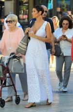 NICOLE MURPHY Out Shopping at The Grove in Hollywood 06/14/2017