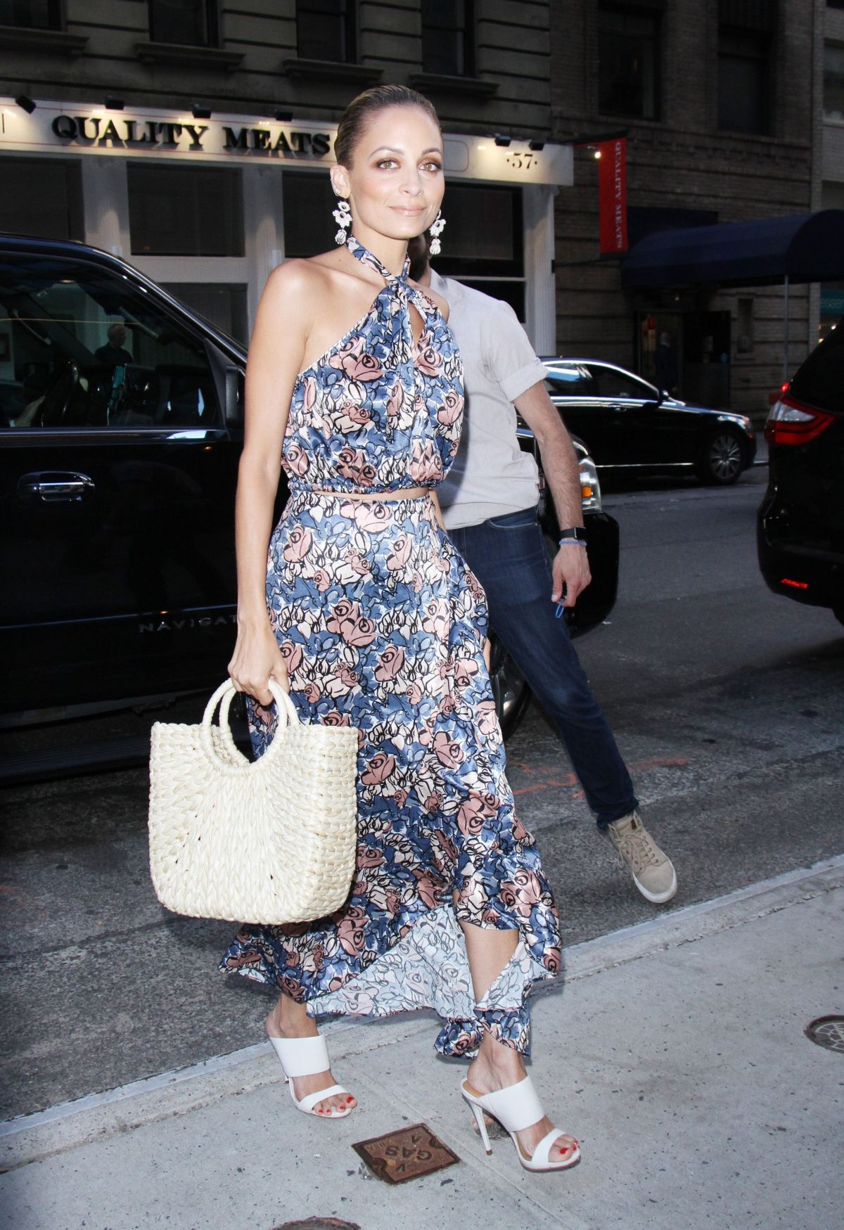 Nicole Richie At Nbc Summer Tail Party In New York 06 20 2017