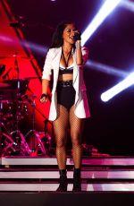 NICOLE SCHERZINGER Performs at Formula One Grand Prix Concert in Maku 06/24/2017