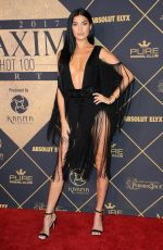 NICOLE WILLIAMS at Maxim Hot 100 Party in Hollywood 06/24/2017