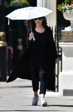 NIGELLA LAWSON Out and About in London 05/26/2017