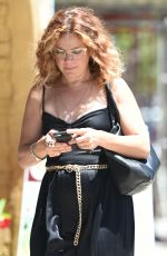 NIKKA COSTA Out and About in Los Angeles 06/27/2017