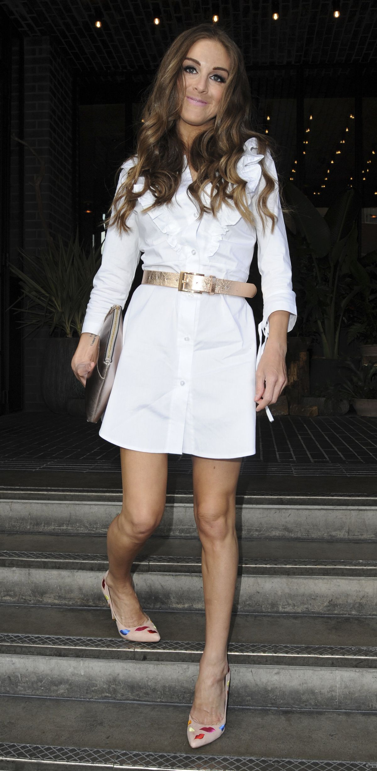 NIKKI GRAHAME at Miss Pap Launch Party in London 06/01 ...