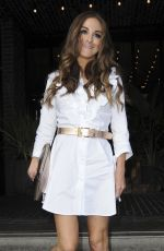 NIKKI GRAHAME at Miss Pap Launch Party in London 06/01/2017