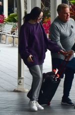 NOAH CYRUS at Airport in Sydney 06/28/2017