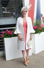 OLIVIA COLEMAN at Royal Ascot Races in Berkshire 06/24/2017