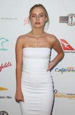 OLIVIA DEJONGE at Ataustralians in Film 9th Annual Heath Ledger Scholarship Dinner in Los Angeles 06/01/2017