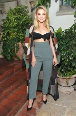 OLIVIA HOLT at Women in Film Max Mara Face of the Future Reception in Los Angeles 06/12/2017