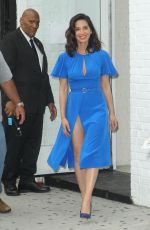 OLIVIA MUNN Arrives at Proactiv Pop-up Experience in New York 06/16/2017