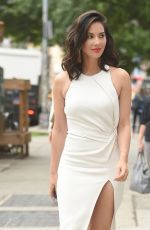 OLIVIA MUNN Out and About in New York 6/16/2017