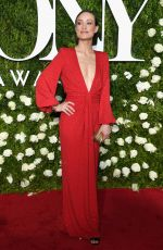 OLIVIA WILDE at Tony Awards 2017 in New York 06/11/2017