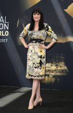 PAGET BREWSTER at Criminal Minds Photocall at Monte Carlo TV Festival 06/19/2017
