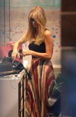PARIS HILTON at Meche Salon in Los Angeles 06/28/2017
