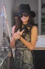 PARIS HILTON Out Shopping in Los Angeles 06/03/2017