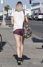 PARIS JACKSON Out and About in Los Angeles 06/17/2017