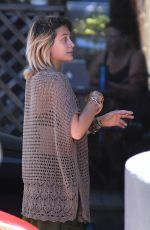 PARIS JACKSON Out for Lunch in Hollywood 06/27/2017