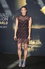 PAULA PATTON at 57th Monte Carlo TV Festival 06/19/2017