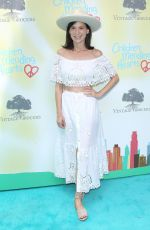 PERREY REEVES at Children Mending Hearts 9th annual Empathy Rocks in Los Angeles 06/11/2017