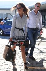PIPPA MIDDLETON and James Matthews at Airport in Perth 06/04/2017
