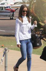PIPPA MIDDLETON at Darwin Airport in Australia 06/01/2017