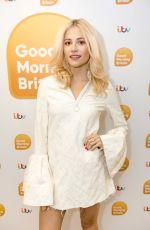 PIXIE LOTT at Good Morning Britain in London 06/23/2017