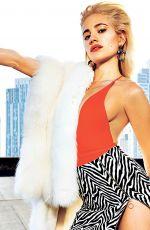 PIXIE LOTT for Fabulous Magazine, June 2017