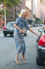 POPPY DELEVINGNE Out and About n New York 06/18/2017