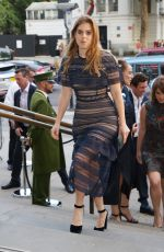 PRINCESS BEATRICE and PRINCESS EUGENIE at V&A Summer Party in London 06/21/2017