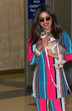 PRIYANKA CHOPRA Arrives at JFK Airport in New York 06/17/2017