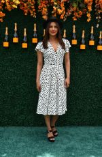 PRIYANKA CHOPRA at Veuve Cliquot Polo Classic in Jersey City 06/03/2017