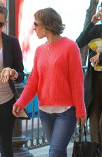 RACHEL MCADAMS Out Shopping in Los Angeles 06/13/2017