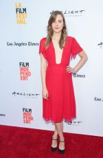 REBECCA FORSYTHE at The Book of Henry Premiere at LA Film Festival 06/14/2017
