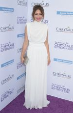 REBECCA GAYHEART at 16th Annual Chrysalis Butterfly Ball in Los Angeles 06/03/2017